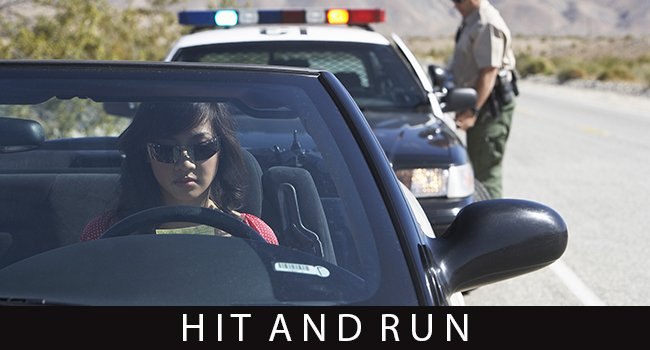 Hit and Run Charges