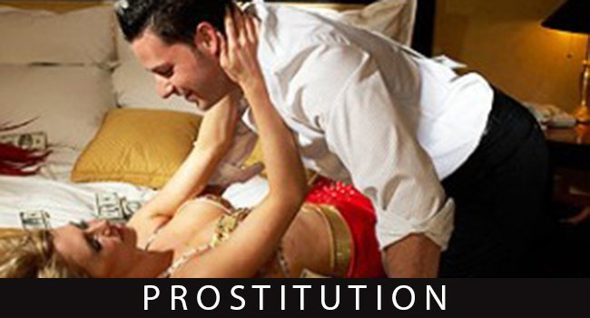 Prostitution / Solisitation Charges